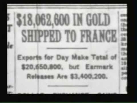 FDR Ends Gold Standard in 1933