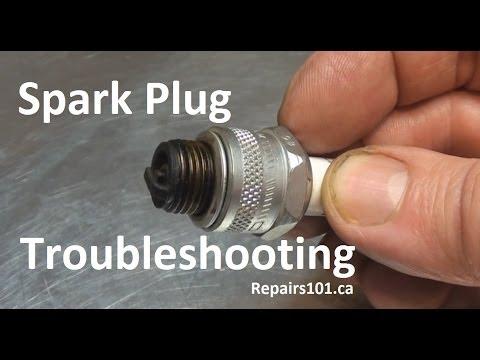 Spark Plug Troubleshooting