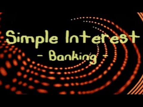 Simple Interest via Banking