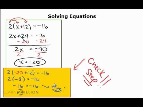 Determine whether a point is a solution to a linear equation - 8.EE.8