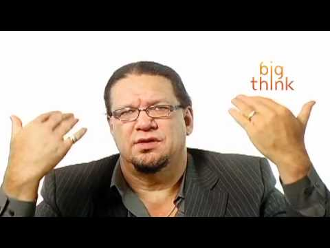 Penn Jillette: How to Raise an Atheist Family