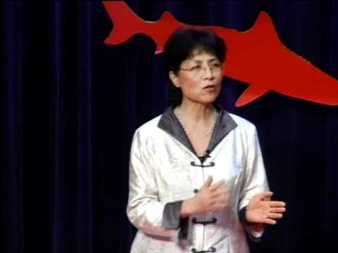 TEDxWWF - Lixin Huang - Traditional chinese medicine and harmony of the planet
