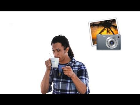 Learn iPhoto 11 - How to Hide Your Photos