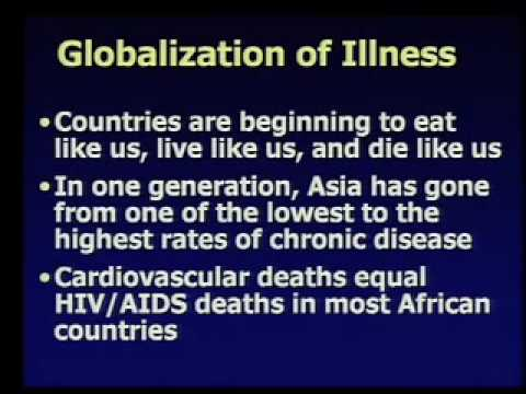 Dr. Dean Ornish: The world now eats (and dies) like Americans