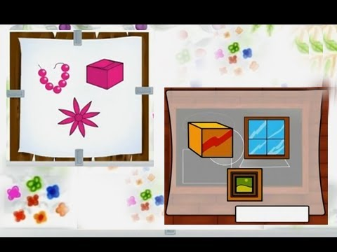 Kindergarten - Shapes And Colours - English - Learn Series For Kids
