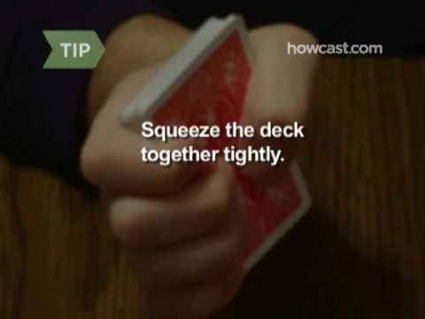 How To Do the Elevation Card Trick