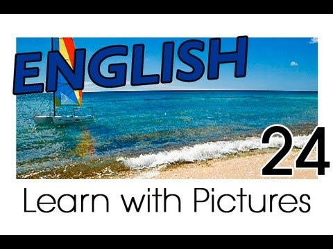 Learn English - English Summer Vocabulary