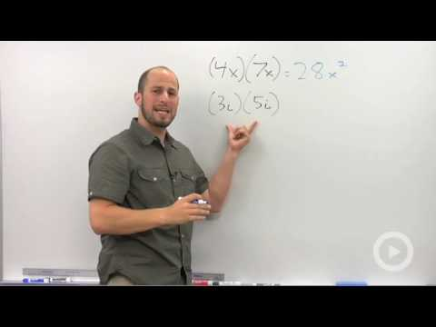 Algebra 2 - Multiplying Complex Numbers