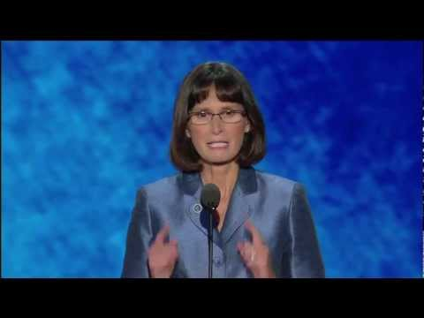 Romney Family Friend Pam Finalyson Gives Emotional Speech about Mitt Romney's Role in Her Family
