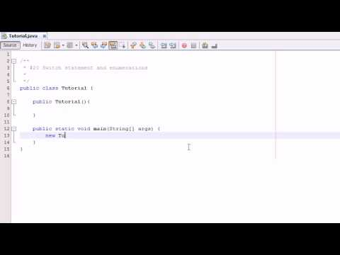Java Bloopers: Phone During Tutorial