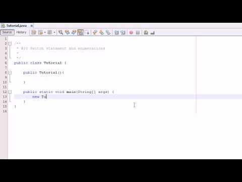 Java Bloopers: Phone During Tutorial