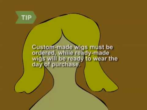 How To Buy a Wig or Hair Piece