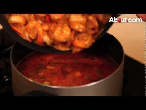 Seafood Gumbo Recipe Video - About.com