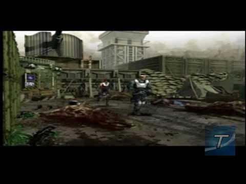 Dino Crisis 2 (PS1) Walkthrough Part 10 - The Last of The Survivors