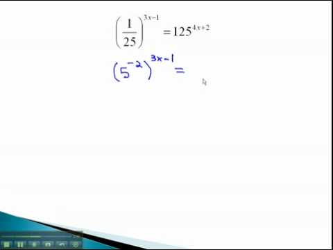 Exponential Equations - Binomial Exponents - YouTube.mp4