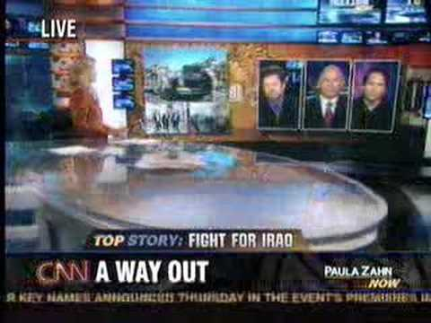 Iraq Study Group:Troops Coming Home in 2008?