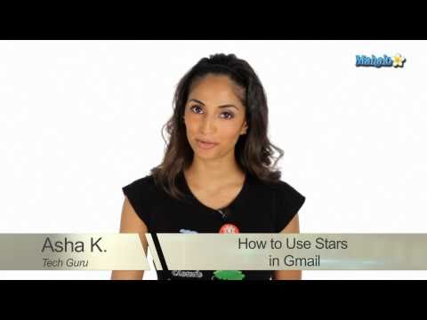 How to Use Stars in Gmail