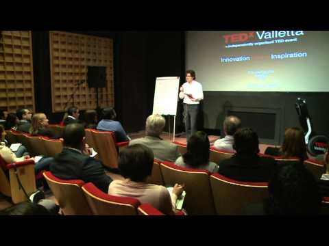 TEDxValletta - Christoph Glaser - Doing Well By Being Good