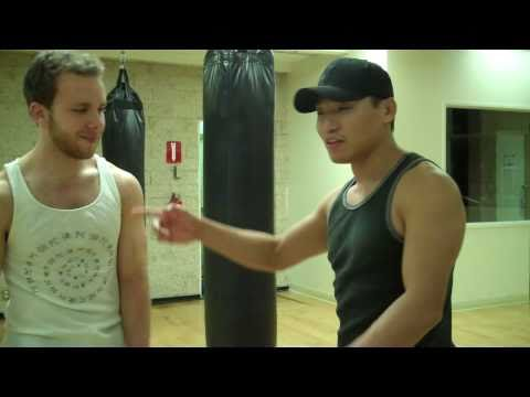 Wing Chun - No inch Punch