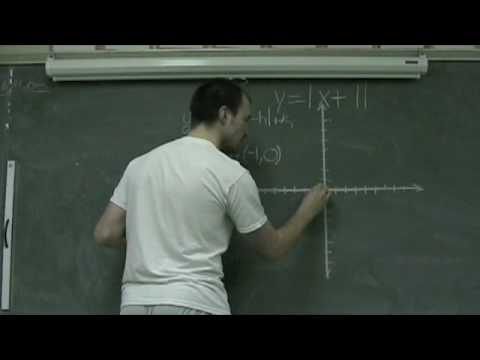 Absolute Value Example 1