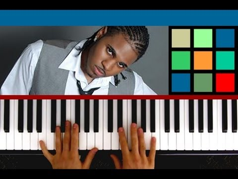 "How To Play ""Don't Wanna Go Home"" Piano Tutorial (Jason Derulo)"