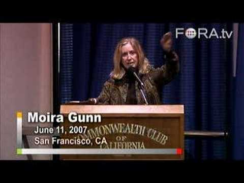 Moira Gunn - How U.S. Laws Affect Stem Cell Research