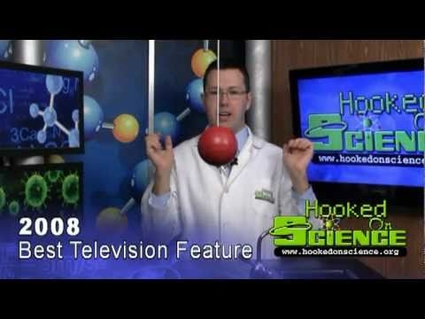 Hooked on Science Television Segment
