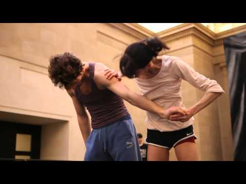 English National Ballet in residence at Tate Britain - The Frugal Repast