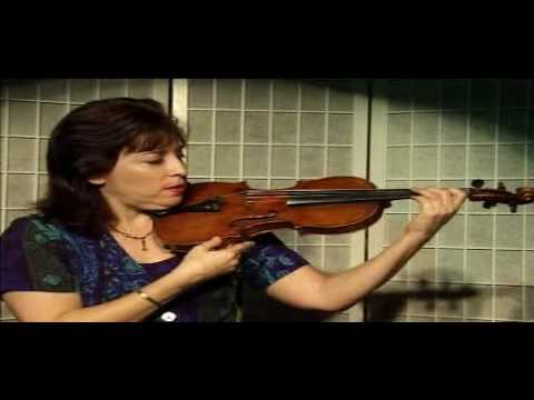 Violin Lesson - What is the proper way to hold your violin?