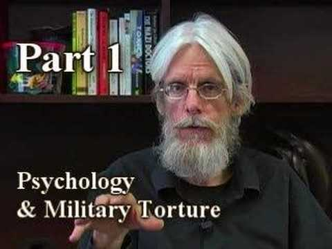 Psychology & Military Torture -- Part 1