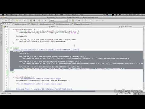 262. Unity3d Tutorial - Preprocessor Directives Intro
