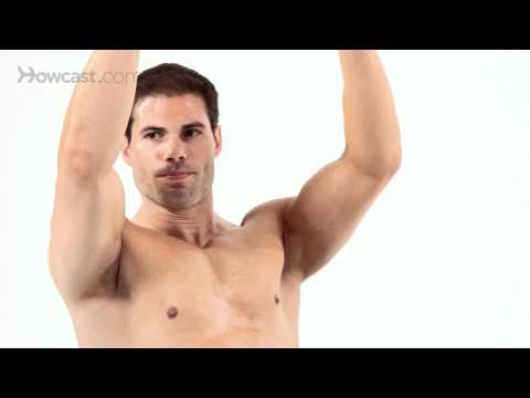 How to Do a Toe Touch   Home Ab Workout for Men