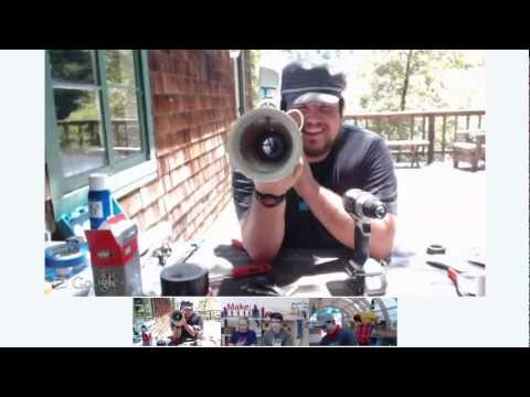 Maker Camp: Combustion Cannon with Dan Spangler