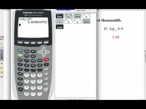 How to Understand Logarithms: Self Quiz 1