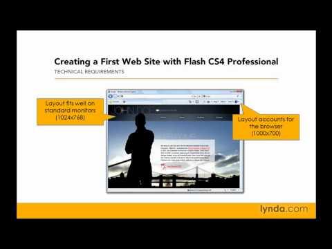 Flash Professional: Technical requirements | lynda.com