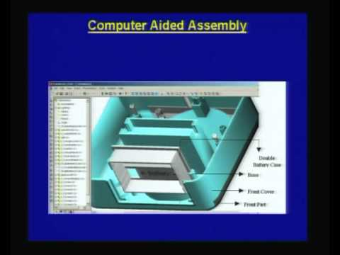 Lec-41 Computer Aided Design