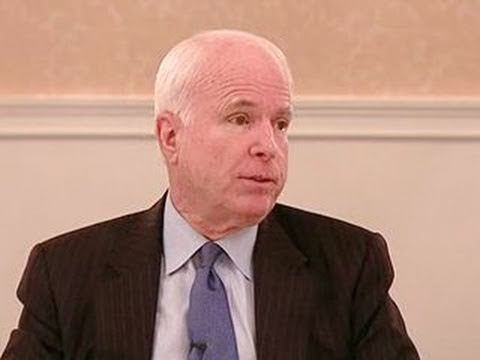 McCain on Libya: If US Doesn't Lead, Nobody Leads