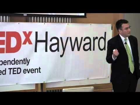 TEDxHayward - Daniel Martin - Seeing is Feeling, Feeling is Doing - Elevation Mapping