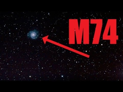 Shooting a Spiral Galaxy (M74) - Deep Sky Videos
