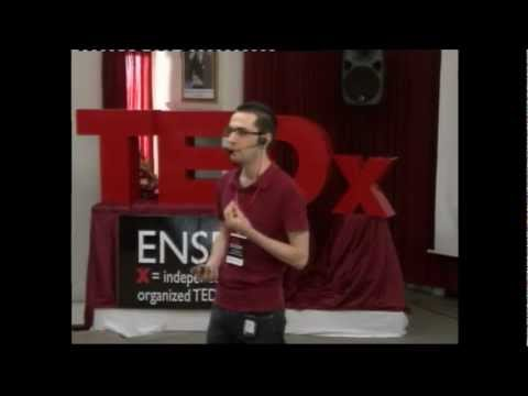Think and empower your dreams :  Ibrahim Bennouna at TEDxENSEM