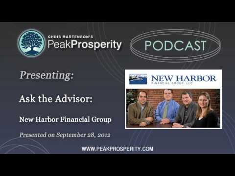 Ask the Advisor: New Harbor Financial Group