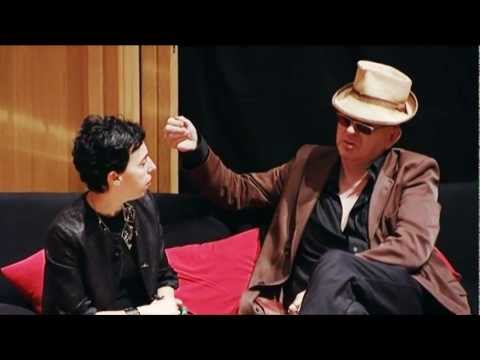 TEDxOxford - Rachel Felder and Alan McGee - A Discussion on the Music Industry