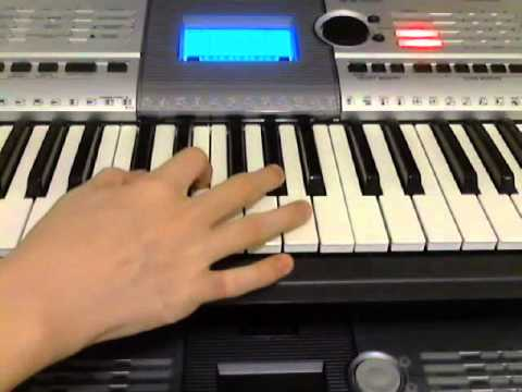 How to Play Waiting for the End By Linkin Park on Piano