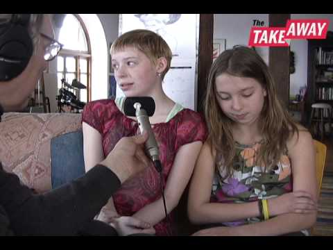 """The Takeaway - John Hockenberry interviews his two daughters about """"Kick Ass."""""""