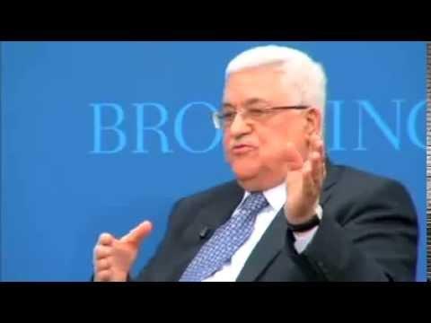 Mahmoud Abbas: Israeli-Palestinian Peace Treaty