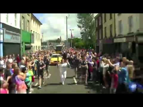 Olympic Torch Relay Week 9 Highlights - London 2012