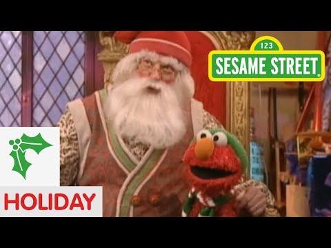 Sesame Street: Elmo Visits Santa
