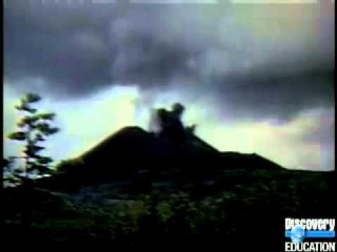 Cinder Cone Volcanoes.flv