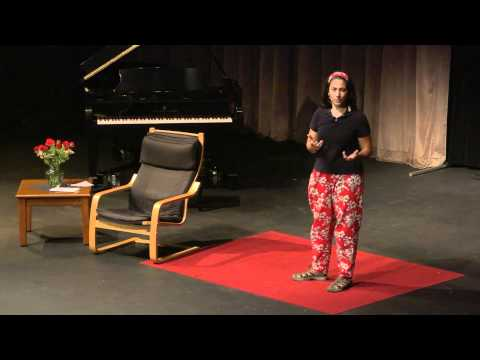 TEDxGWU - Lori Bell -  Get Ready - The World is Waiting