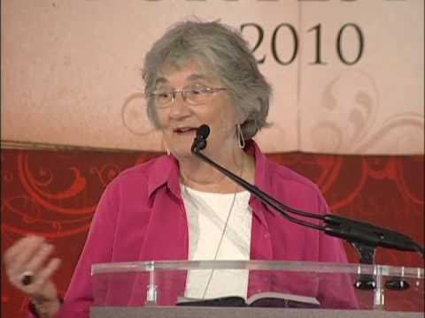 Katherine Paterson: 2010 National Book Festival